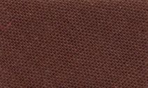 5 Metres x 25mm Poly Cotton Plain Bias Binding - Dark Brown