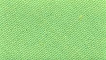 5 Metres x 25mm Poly Cotton Plain Bias Binding - New Lime
