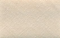 5 Metres x 25mm Poly Cotton Plain Bias Binding - Sandstorm